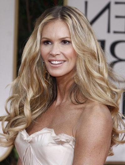 10 Best Elle Macpherson's Hair (fan #1 Of Her Hair) Images On Throughout Long Hairstyles Elle (View 9 of 15)