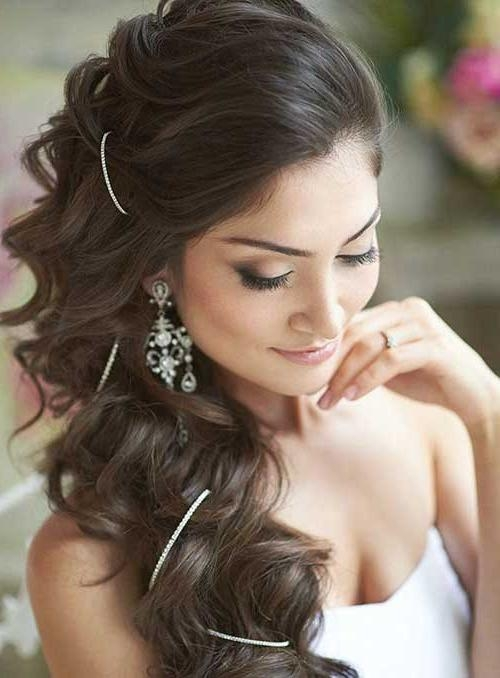 10 Bewitching Vintage Wedding Hairstyles For Brides For Vintage Hair Styles For Long Hair (View 1 of 15)