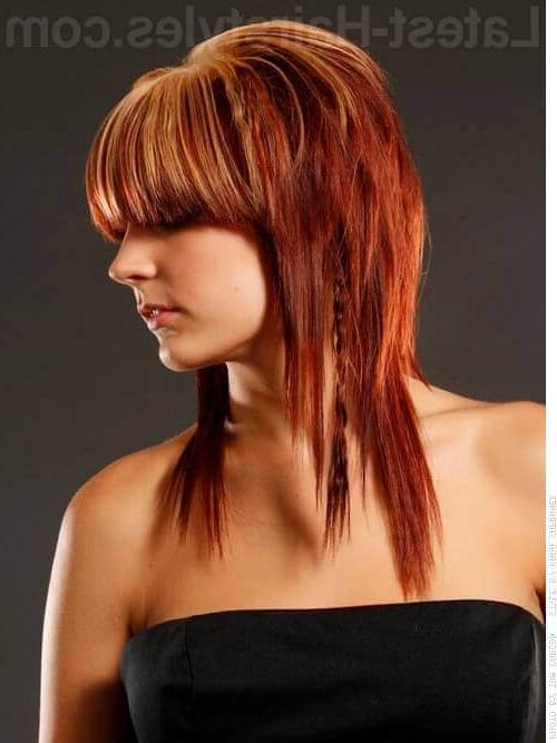 10 Lovely Long Shag Hairstyle Ideas For You To Try For Long Shaggy Hairstyles For Fine Hair (View 1 of 15)
