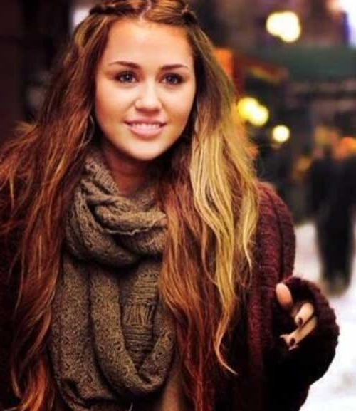 Featured Photo of Miley Cyrus Long Hairstyles