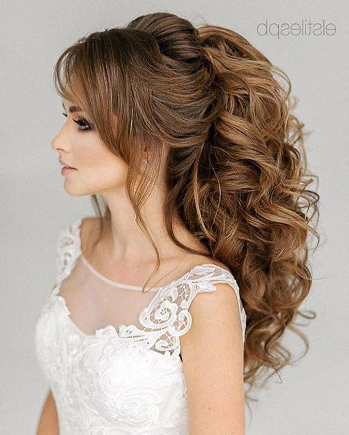 1027 Best Women Hairstyles Images On Pinterest | Hairstyles, Hair In Long Hairstyles Updos For Wedding (View 1 of 15)
