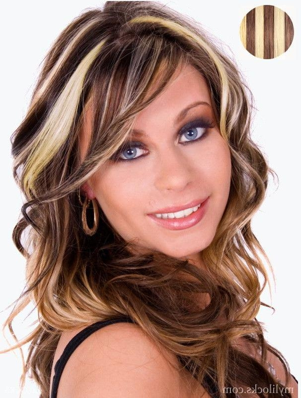 106 Best Highlights And Lowlights Images On Pinterest | Hairstyles With Regard To Long Hairstyles Brown With Highlights (View 1 of 15)
