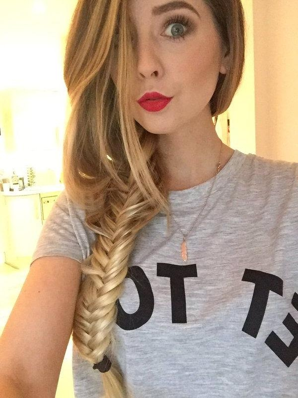 108 Best Zoella Images On Pinterest | Joe Sugg, Zoella Hair And Regarding Zoella Long Hairstyles (View 9 of 15)