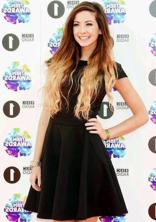 115 Best Zoella Images On Pinterest | British Youtubers, Youtubers Inside Zoella Long Hairstyles (View 10 of 15)
