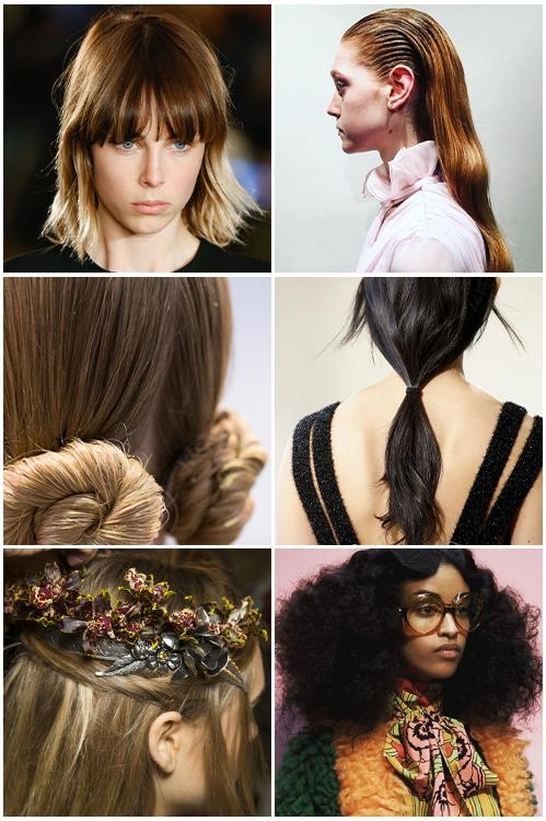 12 Hair Trends For Fall/winter 2016 2017 | Vogue Paris Inside Long Hairstyles Vogue (View 11 of 15)