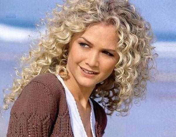14 Best Curls Images On Pinterest | Hairstyles, Spiral Perms And Inside Long Quirky Hairstyles (View 13 of 15)
