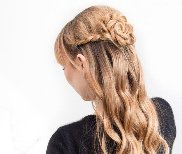 14 Diy Hairstyles For Long Hair | Hairstyle Tutorials Within Long Hairstyles Diy (View 7 of 15)
