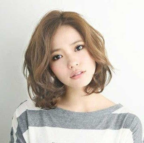 15 Asian Bob Haircut Pics | Short Hairstyles & Haircuts 2017 Intended For Long Bob Hairstyles Korean (View 5 of 15)