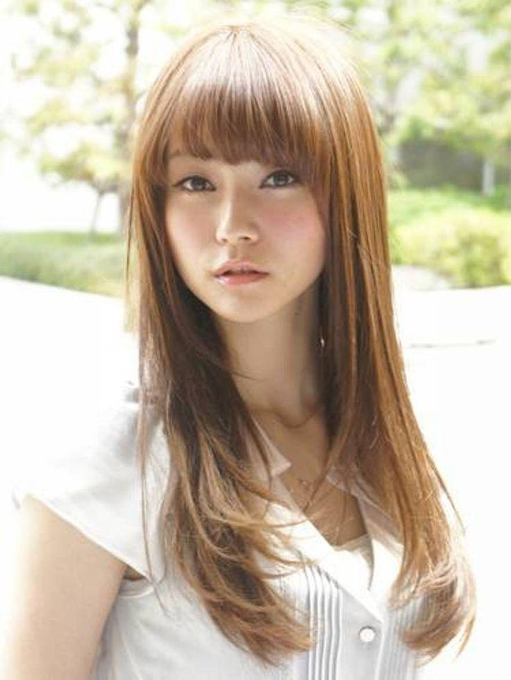 15 Best Hairstyles Images On Pinterest | Hairstyles, Hair And Make Up For Long Straight Japanese Hairstyles (View 2 of 15)