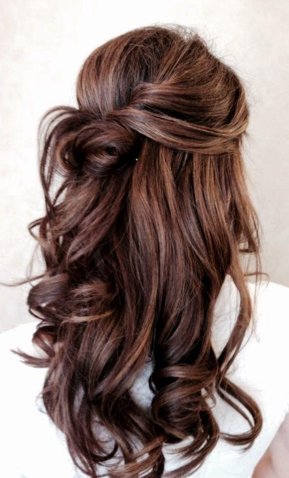 15 Dark Hair Colour Ideas! – Popular Haircuts Regarding Long Hairstyles Colours (View 6 of 15)