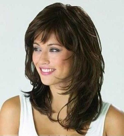 15 Good Haircuts For Women Over 50 | Long Hairstyles 2016 – 2017 For Long Hairstyles For Women Over (View 1 of 15)