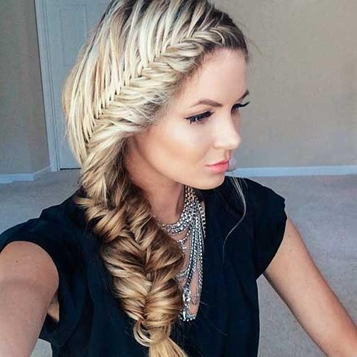 15 Pics Of Braids Hairstyles | Long Hairstyles 2016 – 2017 Within Long Hairstyles Plaits (View 1 of 15)
