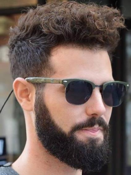 15 Quirky Hairstyles For Men With Thick Hair Throughout Long Quirky Hairstyles (View 10 of 15)