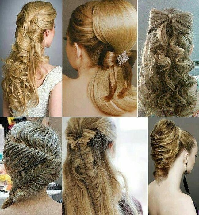 152 Best Upstyles Images On Pinterest | Hairstyles, Braids And Hair In Long Hairstyles Upstyles (View 1 of 15)
