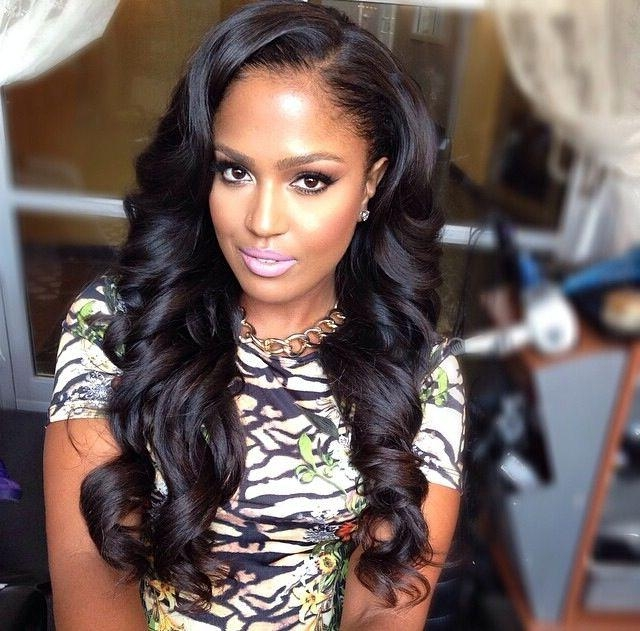 157 Best W3ave M3 Images On Pinterest   Natural Hairstyles, Black For Long Hairstyles Black Girl (View 13 of 15)
