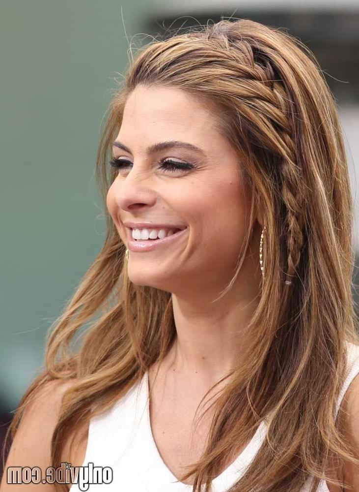 16 Side Braid Hairstyles: Pretty Long Hair Ideas | Styles Weekly Regarding Long Hairstyles In  (View 1 of 15)