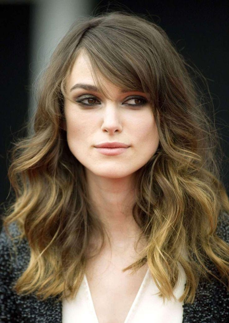 172 Best No Heat, No Teasing Long Hair Styles Images On Pinterest Within Long Jaw Hairstyles (View 3 of 15)