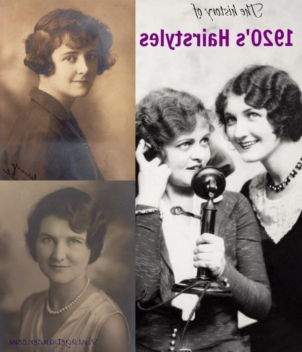 1920s Hairstyles History Long Hair To Bobbed Hair For Long Hairstyles In The 1920s (View 15 of 15)