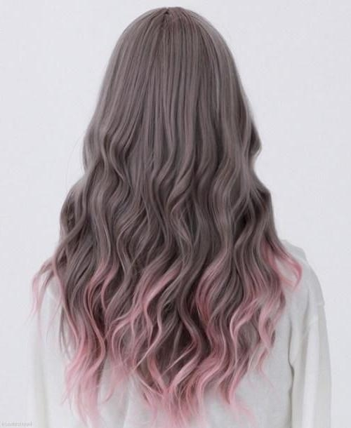 20 Amazing Ombre Hair Colour Ideas – Popular Haircuts Regarding Long Hairstyles And Colours (View 1 of 15)
