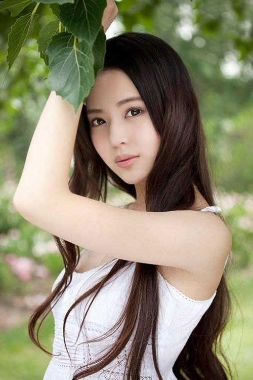 Featured Photo of Long Hairstyles Asian Girl