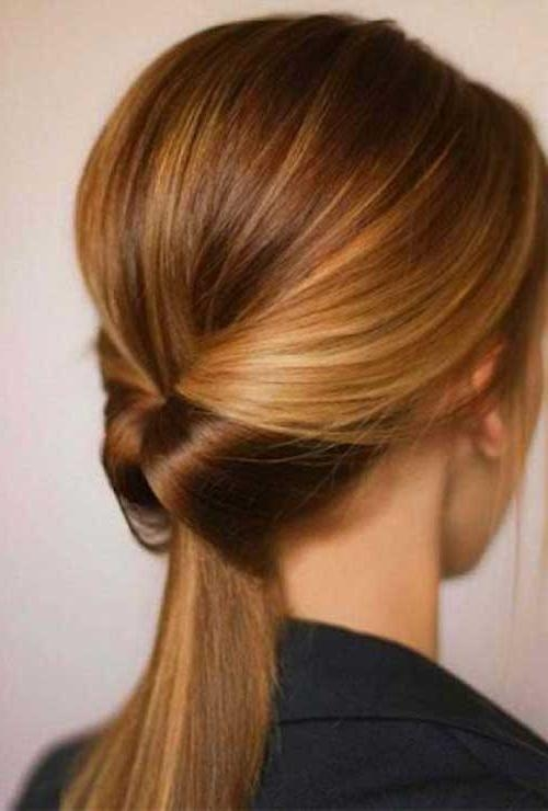 15 Ideas of Long Hairstyles Job Interview
