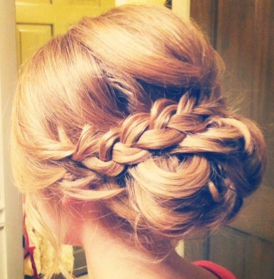 20 Best Prom Hair Ideas 2017: Prom Hairstyles For Long & Medium Hair Throughout Long Hairstyles Updos  (View 3 of 15)