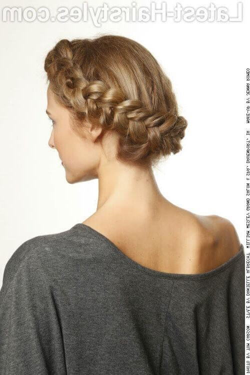20 Completely Easy Long Hair Updos For You To Try In Long Hairstyles Easy Updos (View 14 of 15)