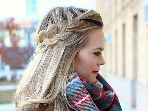 20+ Cool Braids For Long Hair | Long Hairstyles 2017 & Long Pertaining To Long Hairstyles Braids (View 2 of 15)