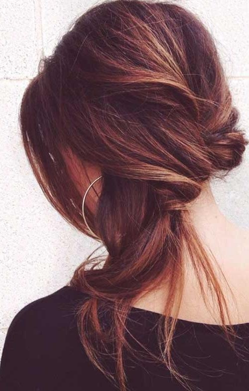15 ideas of long hairstyles easy updos 20 easy long hair updos long hairstyles 2016 2017 pertaining to long hairstyles easy urmus Images