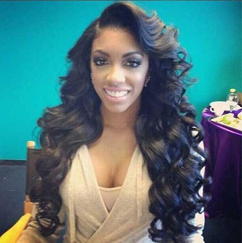 20 Hairstyles For Weaves | Long Hairstyles 2016 – 2017 With Regard To Long Hairstyles Weave (View 1 of 15)