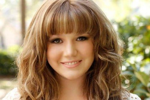 20 Hairstyles That'll Make You Want Long Hair With Bangs Within Long Hairstyles Bangs (View 4 of 15)