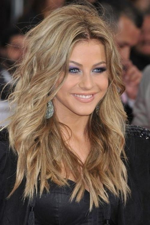 20 Layered Hairstyles For Women With 'problem' Hair – Thick, Thin Inside Long Hairstyles With Volume At Crown (View 4 of 15)