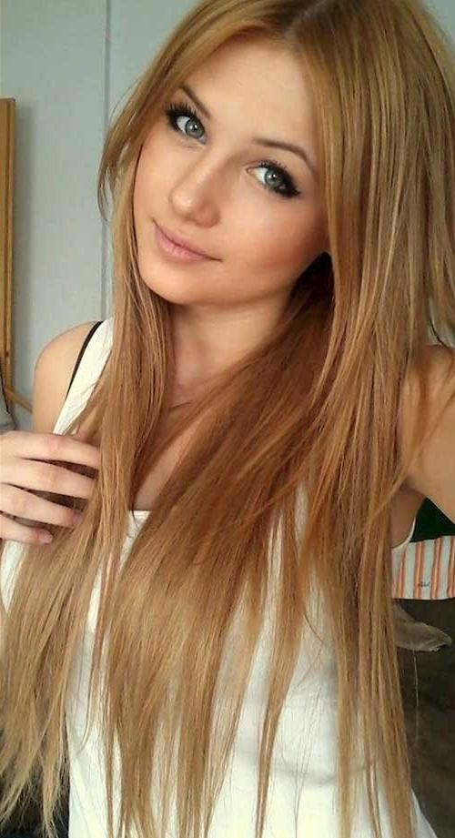 20+ Long Hairstyles For Girls | Long Hairstyles 2016 – 2017 With Regard To Long Hairstyles For Girls (View 5 of 15)