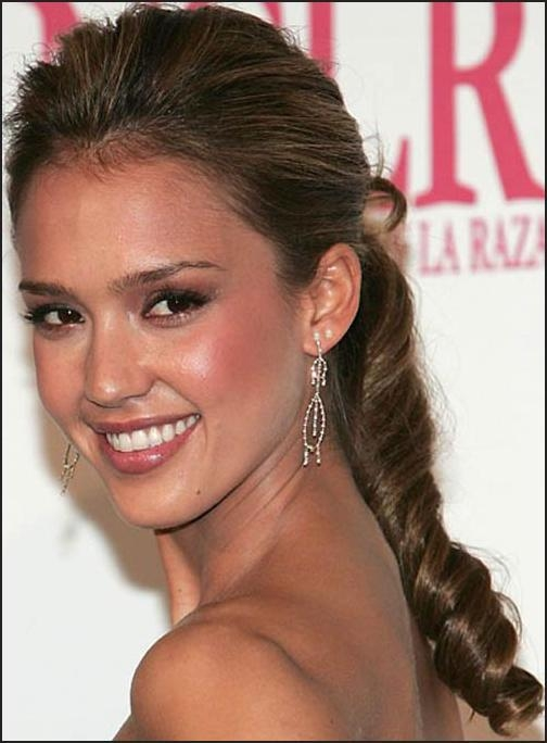 20 Ponytail Hairstyles For Summer You Should Not Miss – Pretty Designs Within Long Hairstyles Ponytail (View 2 of 15)