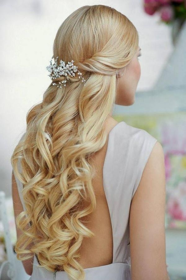 2017 Prom Hairstyles Ideas For Long Hair For Long Hairstyles Prom (View 4 of 15)