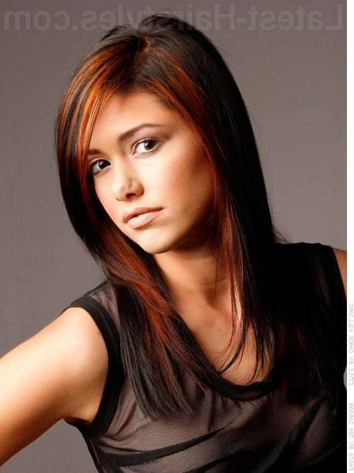 21 Hairstyles For Oval Faces – Best Haircuts For Oval Face Shape Within Long Hairstyles Oval Face (View 3 of 15)