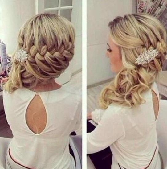 23 Prom Hairstyles Ideas For Long Hair – Popular Haircuts Inside Long Hairstyles Prom (View 5 of 15)