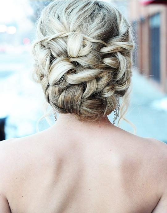 23 Prom Hairstyles Ideas For Long Hair – Popular Haircuts Inside Long Hairstyles Updos  (View 6 of 15)