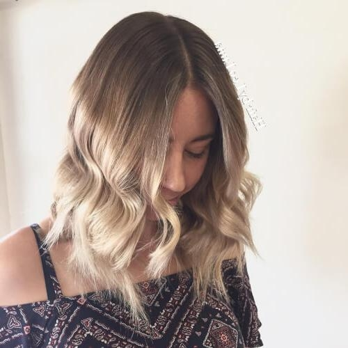 23 Sexiest Long Bob Hairstyles & Haircuts (For 2017) Pertaining To Long Hairstyles Bob (View 3 of 15)
