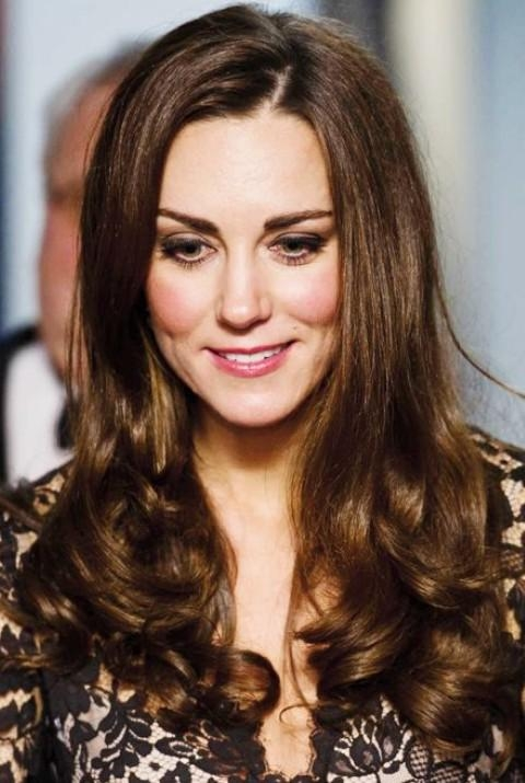 23Kate Middleton Hairstyles – Pretty Designs Throughout Long Hairstyles Kate Middleton (View 2 of 15)