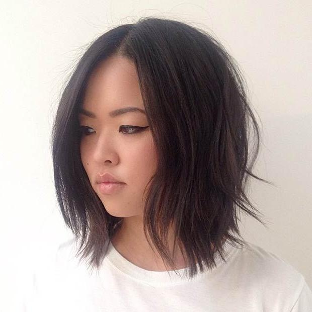 25+ Best Asian Bob Haircut Ideas On Pinterest | Korean Short For Long Bob Hairstyles Korean (View 6 of 15)