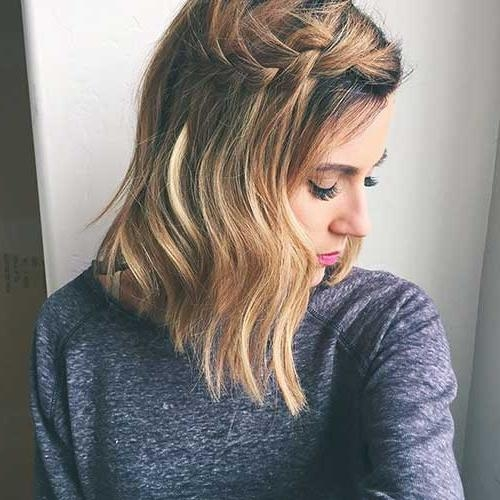 25 Best Long Bob Hair | Short Hairstyles 2016 – 2017 | Most With Long Bob Hairstyles (View 14 of 15)