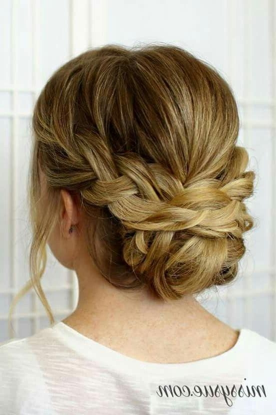 Featured Photo of Long Hairstyles Put Hair Up