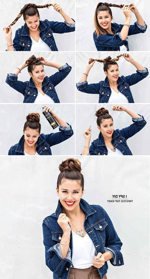 25+ Best Professional Hair Ideas On Pinterest | Easy Professional Throughout Long Hairstyles For Jeans (View 2 of 15)