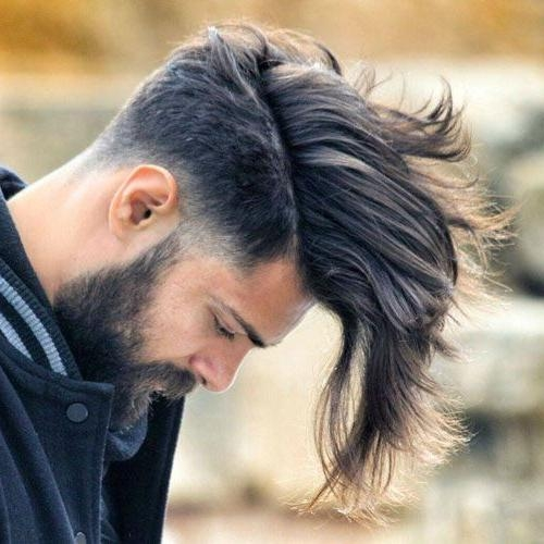 25+ Best Undercut Long Hair Male Ideas On Pinterest | Long For Long Hairstyles Undercut (View 2 of 15)