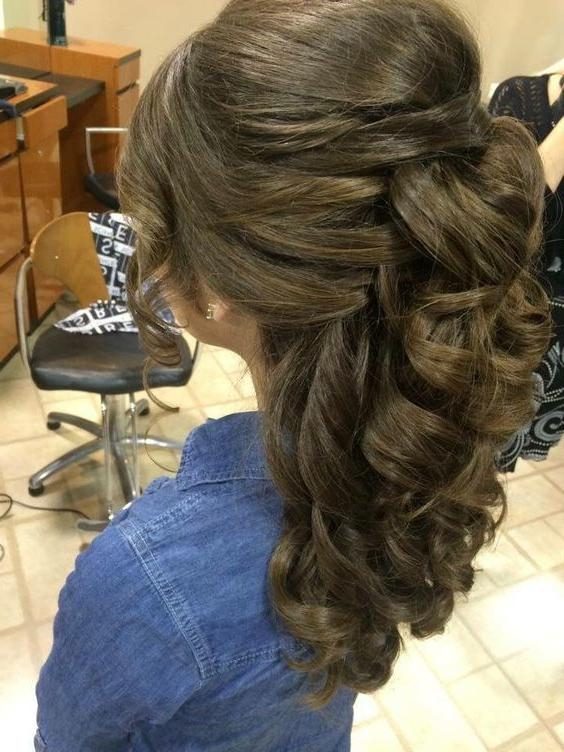 25 Quinceanera Hairstyles You Always Dreamed Of Intended For Long Quinceanera Hairstyles (View 6 of 15)