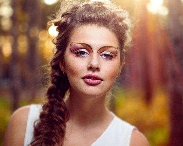 25 Sexy Vintage Hairstyles For Long Hair – Slodive In Vintage Hairstyles For Long Hair (View 6 of 15)