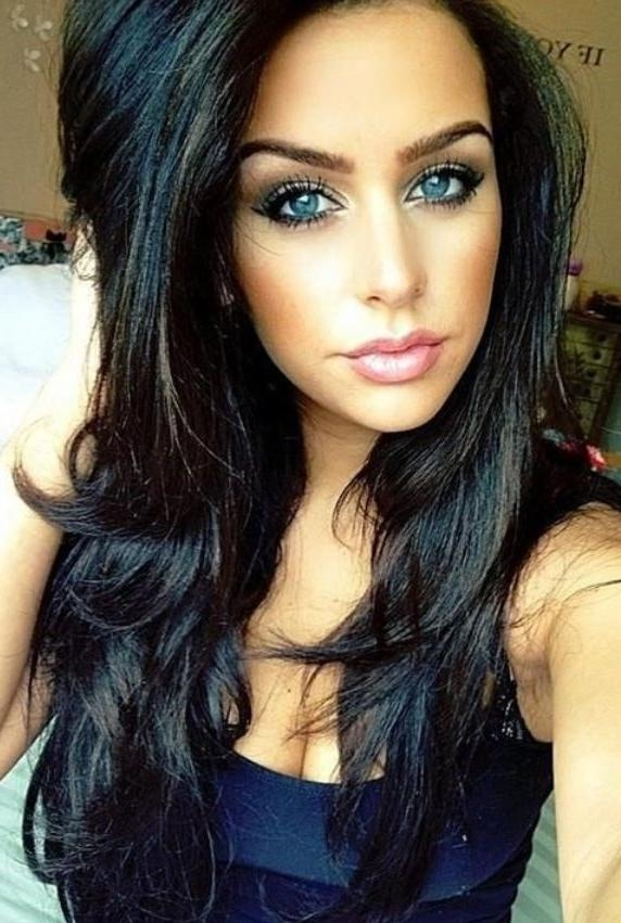 26 Stunning Hairstyles For Black Hair 2017 – Pretty Designs For Long Hairstyles Black Hair (View 9 of 15)