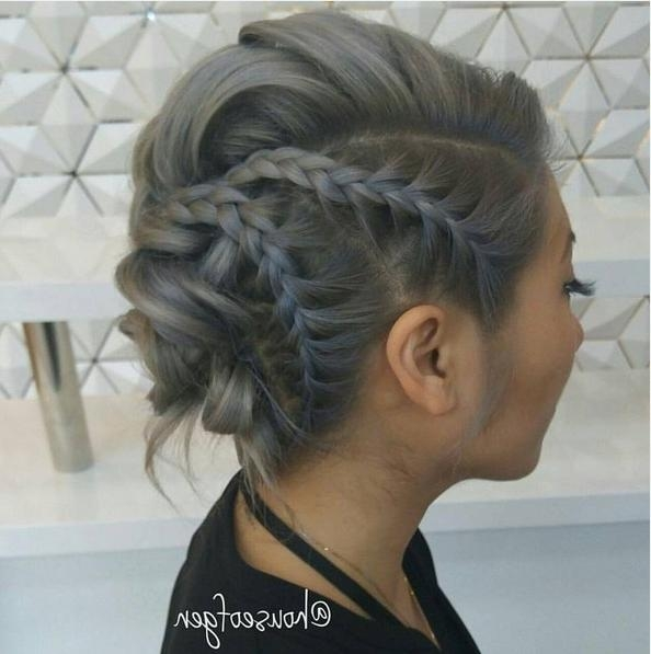 27 Trendy Updos For Medium Length Hair Updo Hairstyle Ideas 2017 Long