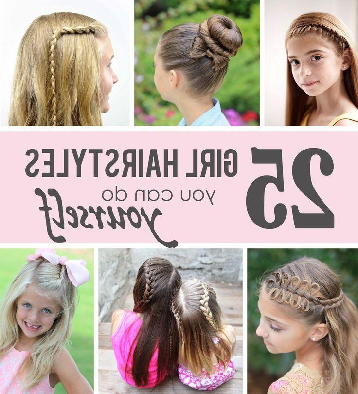 276 Best Hair Images On Pinterest | Hairstyles, Hair And Braids Intended For Long Hairstyles Do It Yourself (Gallery 11 of 15)